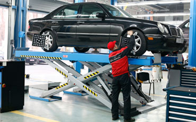 Repair And Maintenance Of Automobile